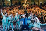 Mirko Casadei e l'Orchestra Casadei in concerto Baranello (CB)