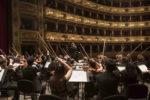 Riccardo Muti sul podio dell'Orchestra Cherubini