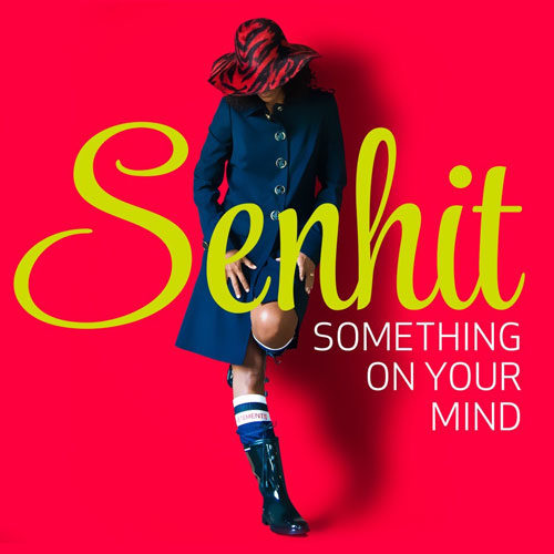 Il singolo Something on your mind di Senhit sale in 5° posizione nella classifica Commercial Pop Club Chart Uk