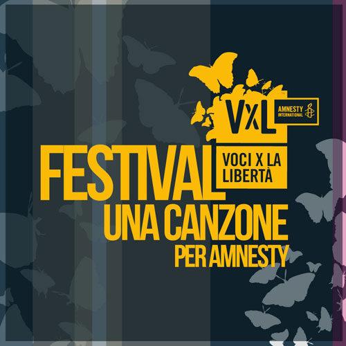 Musica e Amnesty: esce la compilation di Voci per la Libertà – Una Canzone per Amnesty