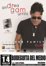 Al via Another Family Live Tour del cantautore e produttore marchigiano Dr.Gam