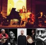 Anahita e Bosphorus in Blue Live all'Auditorium Parco della Musica di Roma
