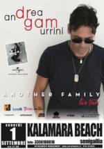 "DR.GAM: ""Another Family live tour"" torna nelle Marche al Kalamara di Senigallia"