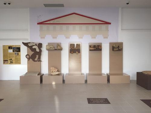 Aperture serali e eventi al museo dell'antica Kaulon