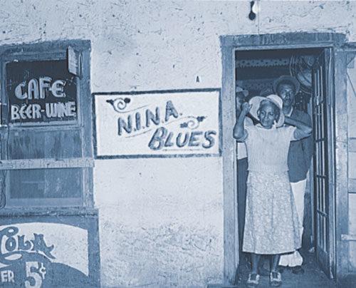 I NINA chiudono la rassegna Blues in the park