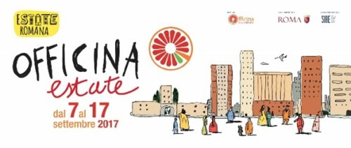 Officina estate 7-17 settembre 17 a Spinaceto