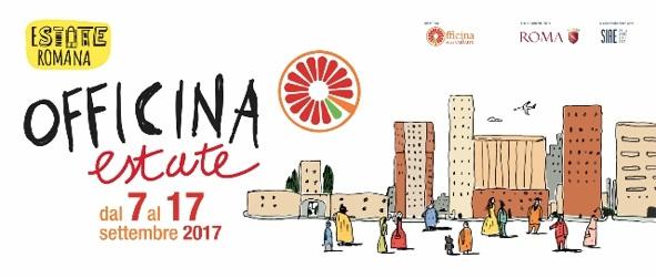 Officina estate 7-17 settembre 17 a Spinaceto