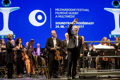 Premio alla carriera per Nicola Piovani al Soundtrack Festival di Poděbrady