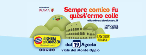 All'Ombra del Colosseo 2017 al via