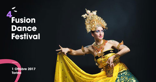 A Torino arriva il Fusion Dance Festival 4