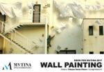 Ad perpetuam rei memoriam wall painting di Eron per Mutina 2017