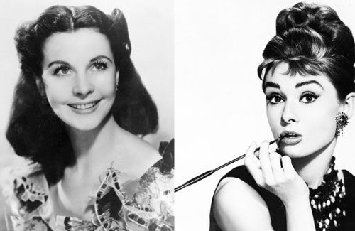 Audrey Hepburn e Vivien Leigh, all'asta i cimeli delle dive