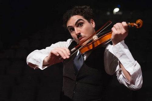 Charlie Chaplin, omaggio dal premio Penisola Sorrentina
