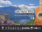 Early Music Weeks, spazio alle nuove generazioni della musica antica