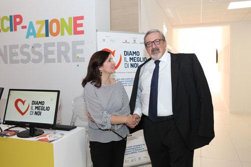 La Regione Puglia promuove la campagna donazione organi, tessuti e cellule alla Fiera del Levante