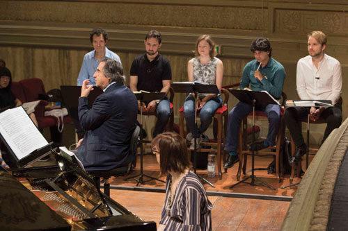 Gli 'allievi' di Riccardo Muti dirigono Aida