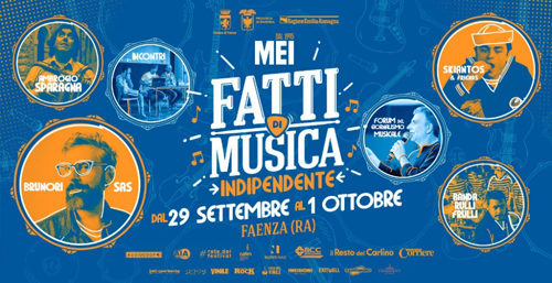 Il giornalismo musicale da sabato a Faenza