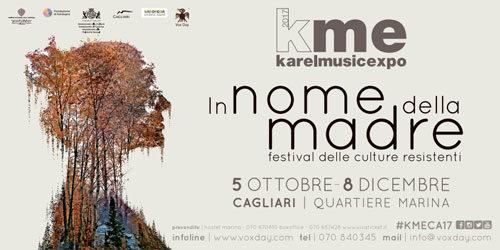 Karel Music Expo, il festival delle culture resistenti. Al via l'XI edizione intitolata In nome della madre