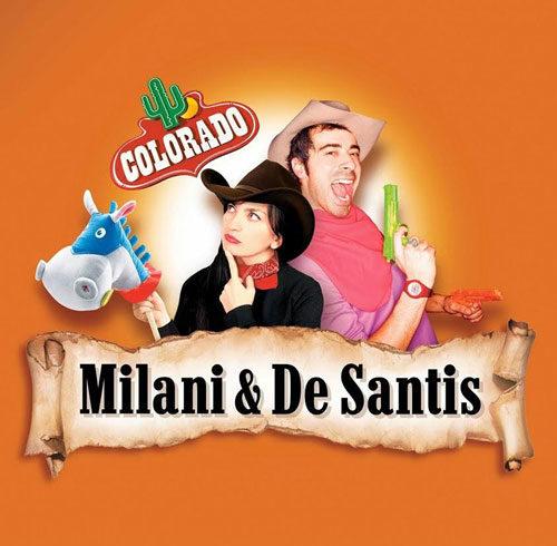 Milani&DeSantis da Colorado e Giovan Bartolo Botta a Roma Fringe Festival
