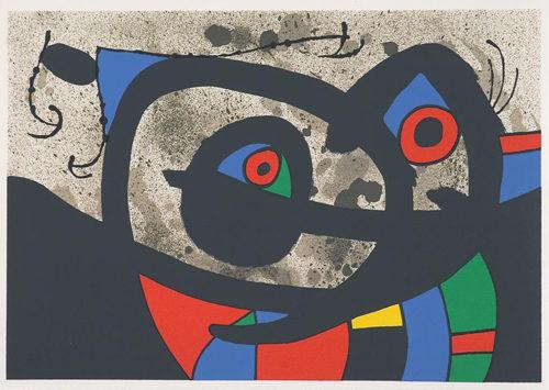 Prorogata fino al 5 novembre la mostra di Miró a Recanati