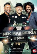 Nek Max Renga, il tour dal 20 gennaio nei principali Palasport italiani