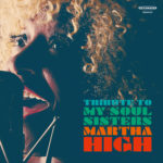 RK firma Martha High, storica Funky Diva di James Brown