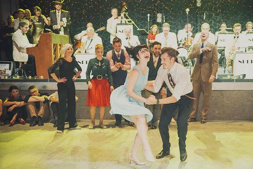 Swing'N'Milan. Norma Miller è la madrina del festival internazionale dedicato al ritmo americano degli anni '30 e '40