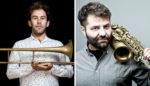 """Cristiano Arcelli in concerto alla Casa del Jazz con l'ensemble """"F.A.R.E."""" Fourneyron/Arcelli Residence Ensemble"""
