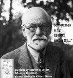 I ditteri, il libro di Marco Visentin. La presentazione al bookshop Equilibri di Roma