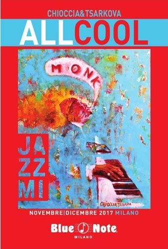 Blue Note Milano, ospita la mostra Allcool – una personale di Massimo Chioccia e Olga Tsarkova