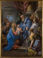 Attorno all'opera: La presentazione di Gesù al Tempio la mostra di Anton Domenico Gabbiani al Museo Civico di Pistoia