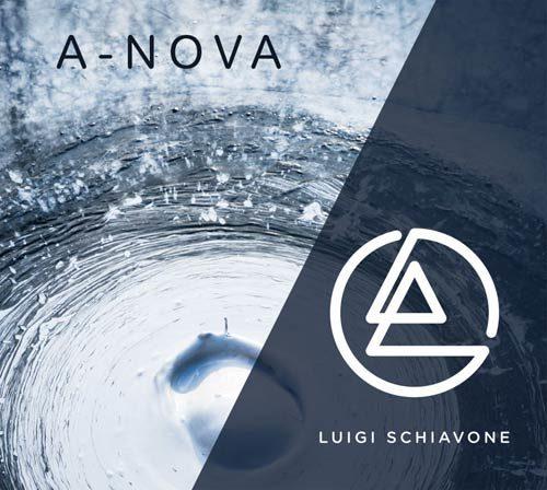 A-NOVA, il nuovo album da solista del chitarrista Luigi Schiavone