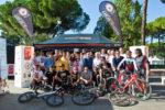 Diamo il meglio di noi e AS Roma ciclismo alla Minifondo Roma