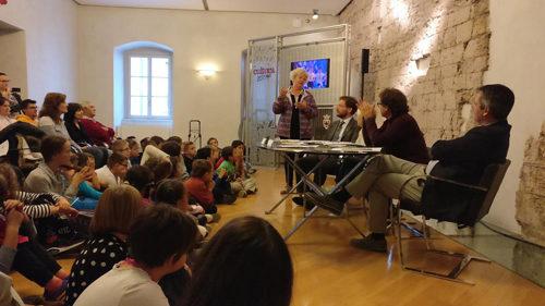 Franco Fasano e Maurizio Piccoli hanno musicato i testi realizzati in Trentino