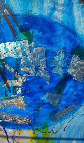 I colori della speranza, la mostra di Karen Thomas