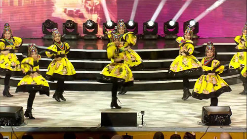 Il festival dei talenti rumeni