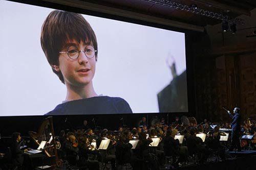 L'Orchestra Italiana del Cinema porta Harry Potter in Concert a Shanghai