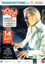 Umberto Tozzi, -1 al grande evento 40 Anni che ti amo all'Arena di Verona