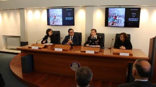 Nasce il Laboratorio del falso dalla collaborazione tra università e Carabinieri del Comando Tpc