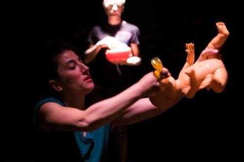 RePRODUCTION, il nuovo spettacolo del gruppo Phoebe Zeitgeist in scena al Teatro della Contraddizione di Milano