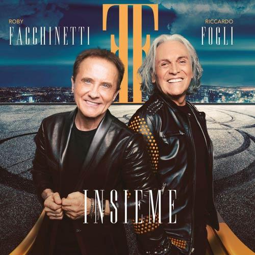 Roby Facchinetti e Riccardo Fogli con insieme
