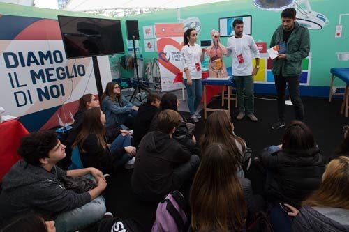 Diamo il meglio di noi al Festival della Scienza di Genova