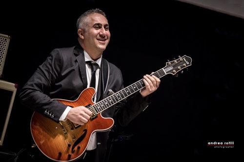 Luca di Luzio Blue(s) Room Trio in concerto allo Zingarò Jazz Club di Faenza