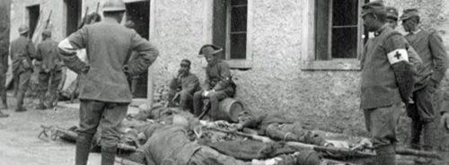 Al Museo della Guerra una mostra dedicata alla Sanità nella Prima guerra mondiale