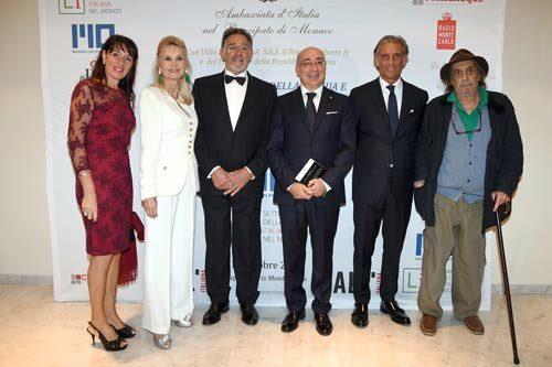 Monte-Carlo, successo di Una finestra sul cinema italiano