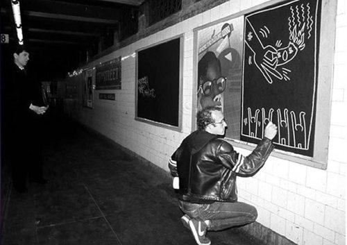 Lunga vita alla rivoluzione. Da Keith Haring a Ken Hiratsuka, a Roma