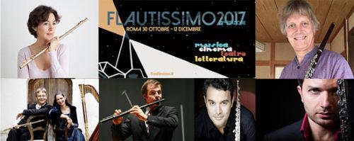 Flautissimo 2017, Il mare unisce i paesi che separa al via la 19a edizione