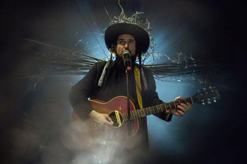 Vinicio Capossela, al via il nuovo tour nei teatri Ombre nell'inverno