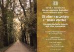 Gli alberi raccontano il Bosco vecchio alla Reggia di Caserta