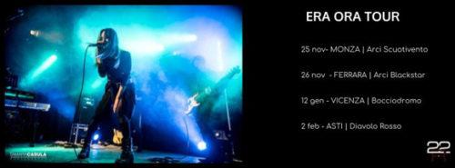 Ketty Passa in concerto al Circolo arci Scuotivento di Monza e al al Circolo Arci Blackstar di Ferrara